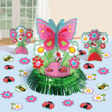 Garden Party Girl Table Decorating Kit