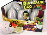 Jumbo Growing Dinosaur in Egg