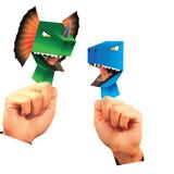 Dinosaurs 3D Finger Puppets Set