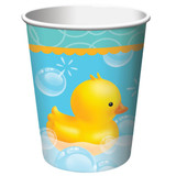 Bubble Bath Baby Paper Cups - Pack of 8