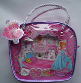 Princess Sticker Carry Case Set