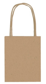Small Brown Kraft Bag - 12 Pack