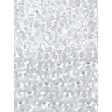 Confetti Gems - Clear  Diamond Table Scatters - 28.3 gram Pack