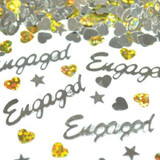 Engagement Scatters/Sprinkles