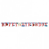 Pirate Jumbo Letter Banner Kit