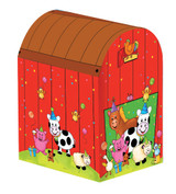 Barnyard Bash Farm Animal Table Centrepiece