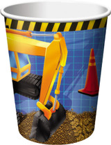 Under Construction Cups - 8 Pack