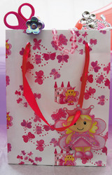 Fairy Princess Party Bags - 6 Pack