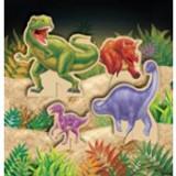 Dino Blast Dinosaur Centrepieces - 4 Pack