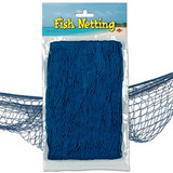 Pirate Fish Netting 1.2m x 3.7m - Blue