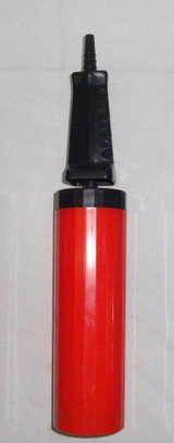 Balloon Pump in Assorted Colours