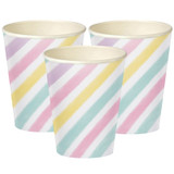 Unicorn Sparkle Paper Cups - 8 Pack
