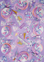 Unicorn and Mermaid Booth Props - Pack of 10