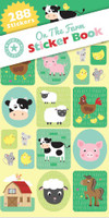 On the Farm Sticker Book - 12 Sheets