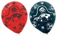 Little Pirate 27.5 cm Latex Balloons