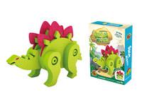 Dinosaur Foam Model - 21 Pieces