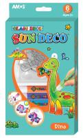 Sun Deco Dinosaur Suncatcher Kit