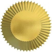 Cupcake Cases - Gold Assortment - Pack of 150