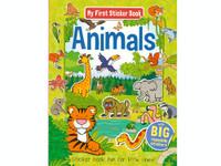 My First Sticker Book - Animals