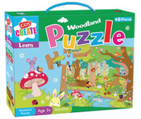 Woodland Jigsaw Puzzle - 48 Pieces