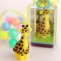 Giraffe Candle Favour