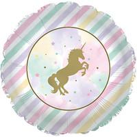 Unicorn Sparkle 45.7 cm Foil Balloon