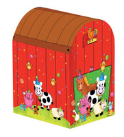 Barnyard Bash Farm Animal Table Centrepiece