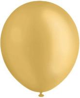 Balloons 30 cm - Gold Metallic - Pack of 20