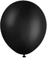 Balloons 30 cm - Pearl Black - Pack of 20