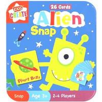 Alien Snap Cards