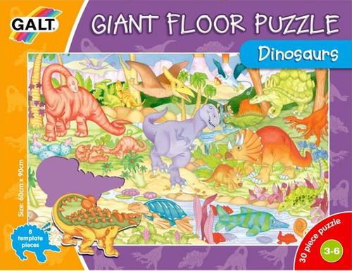 Galt 30 Piece Giant Floor Puzzle - Dinosaurs