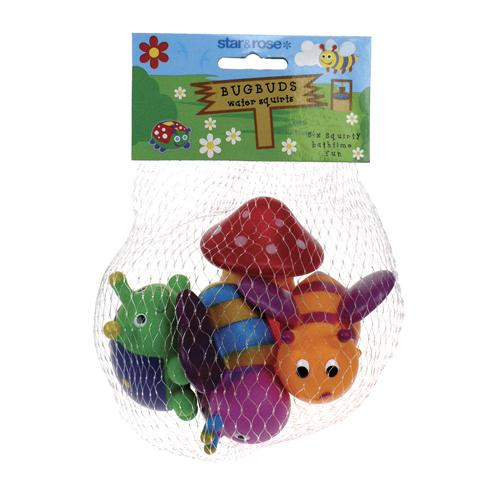 Bug Bath Squirters - Pack of 5