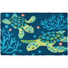 Deep Blue Sea Turtles