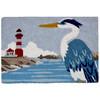 Heron and Lighthouse
