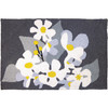 Daisies on Pewter