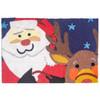 Santa & Rudolph