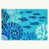 Aquamarine Fish and Coral