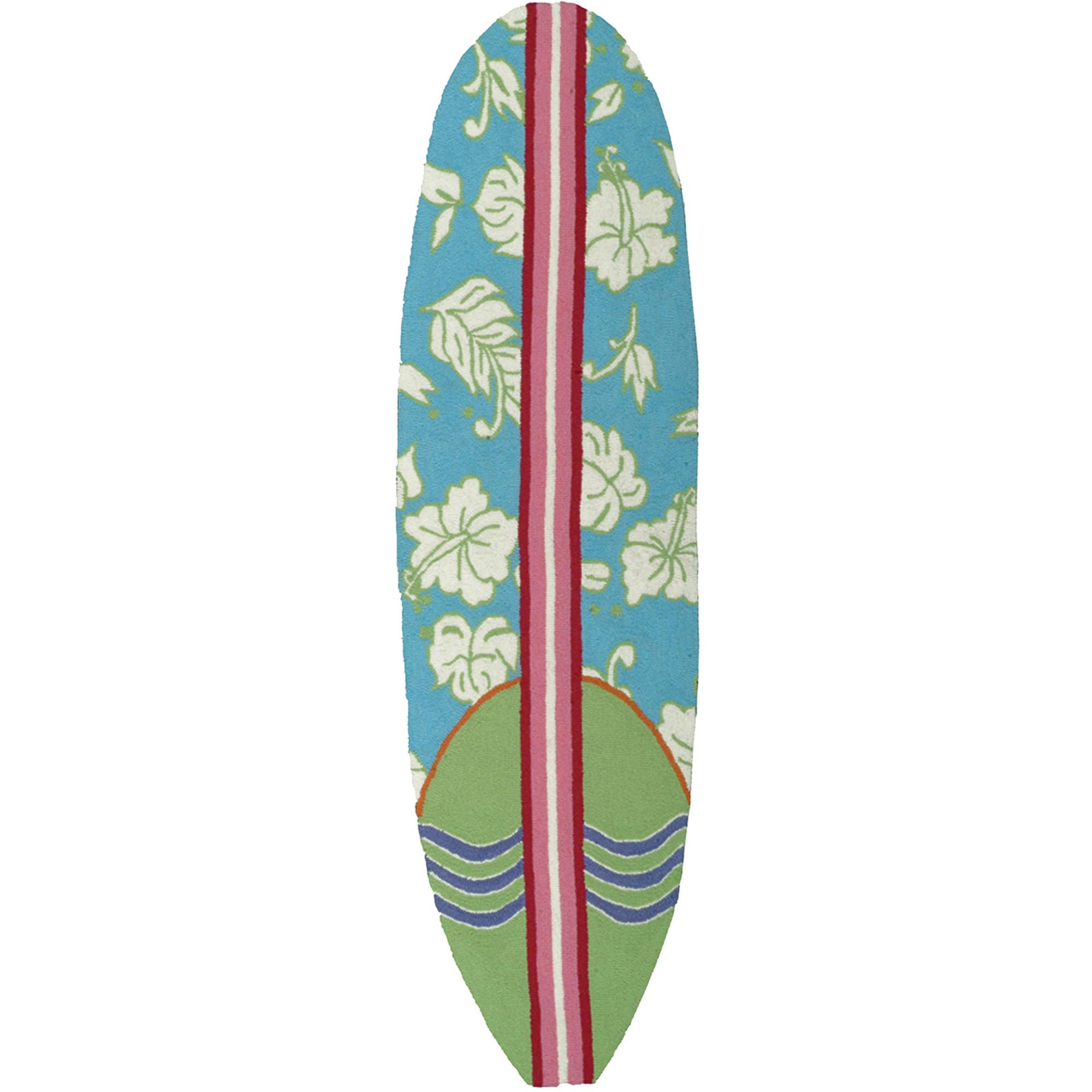 Surfboard - Hawaiian Turquoise