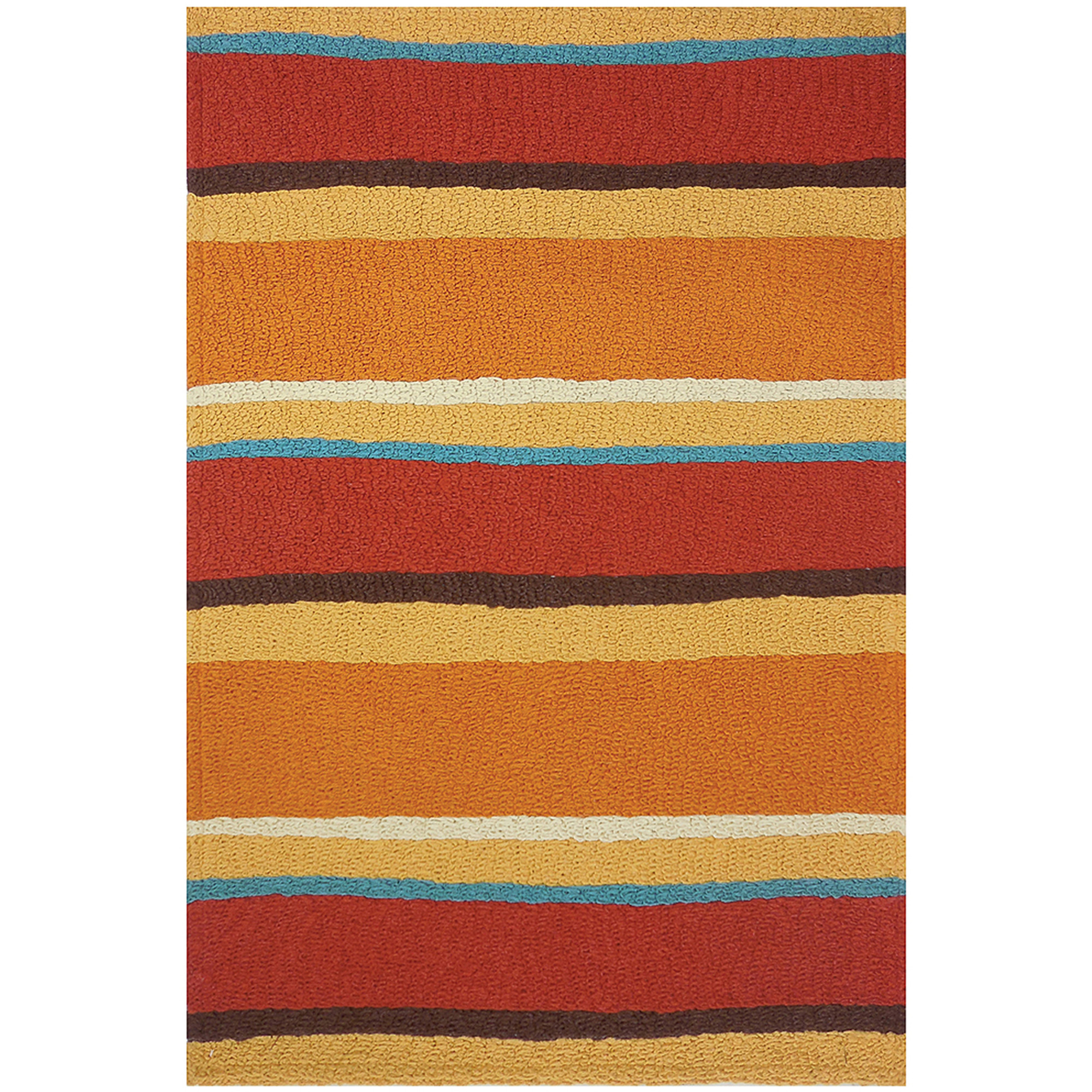 Sunset Stripe  Rug