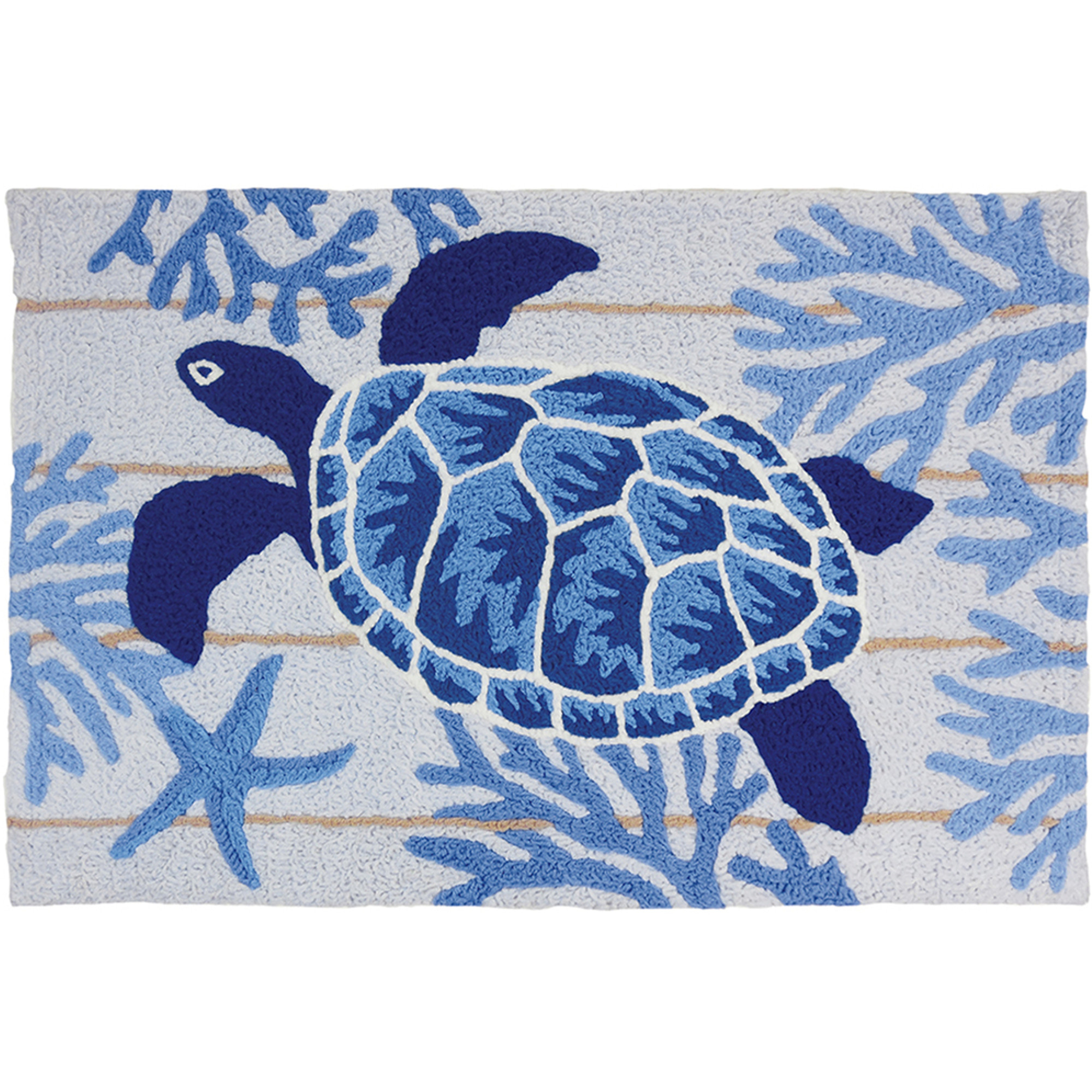 Indigo Sea Turtle