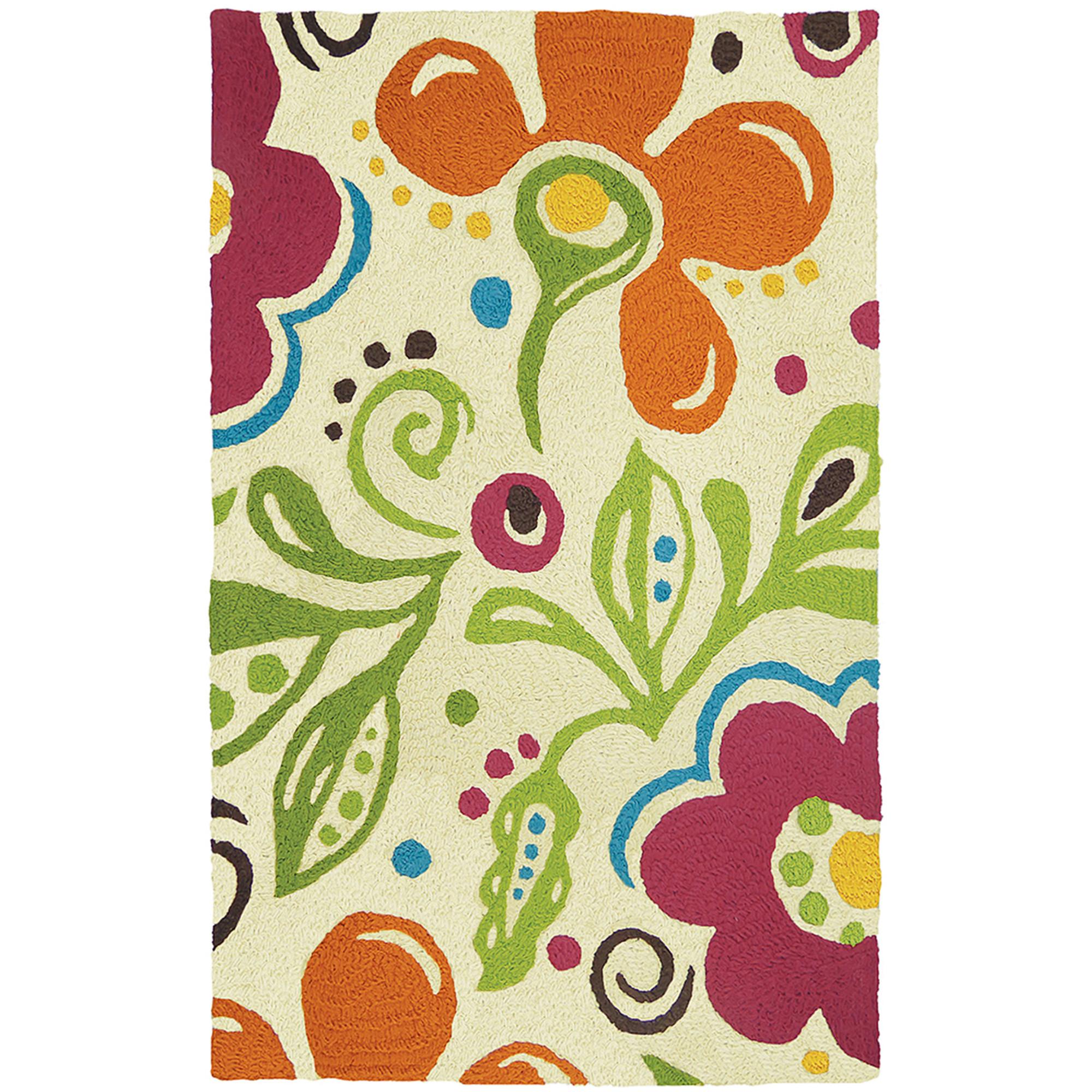 """Fab Floral  34"""" x 54"""" JIO-HD018C  Fab Floral  58"""" x 78"""" JIO-HD018E"""