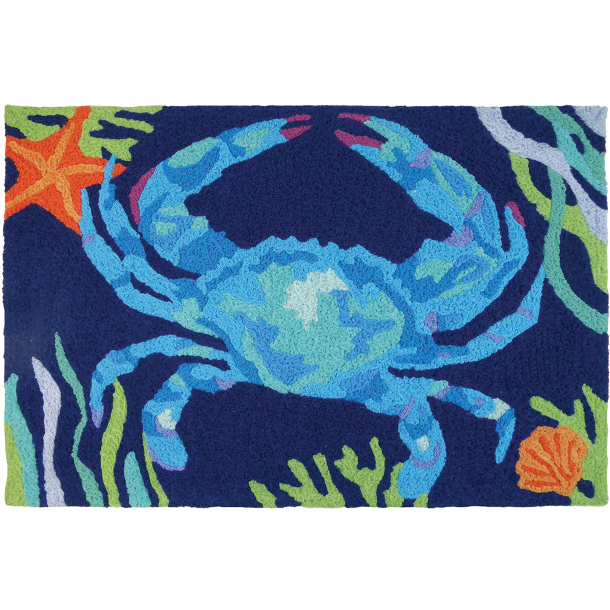 Deep Blue Crab