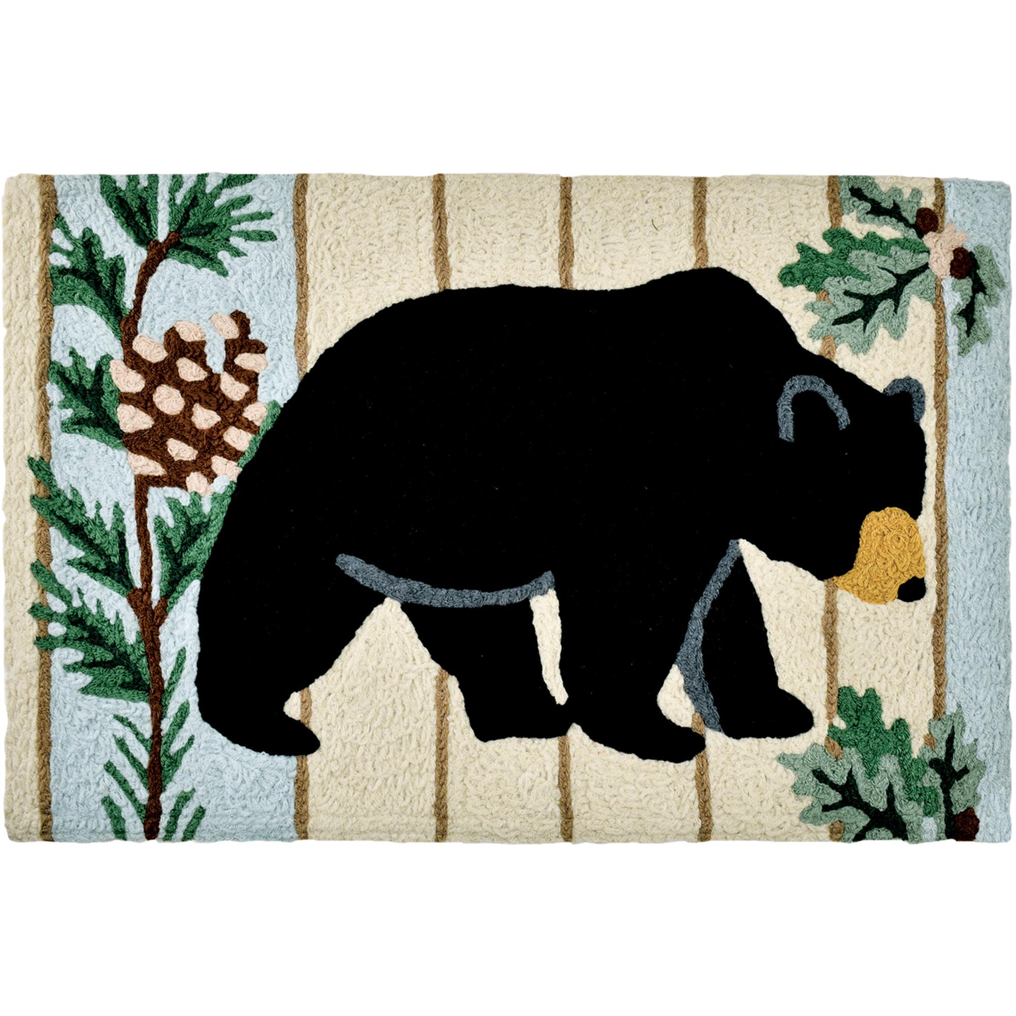 Black Bear & Pine