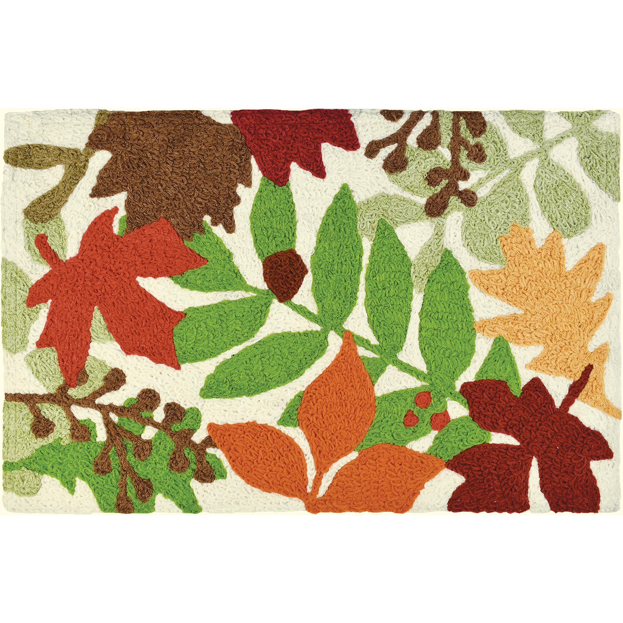 Autumn Forest Floor