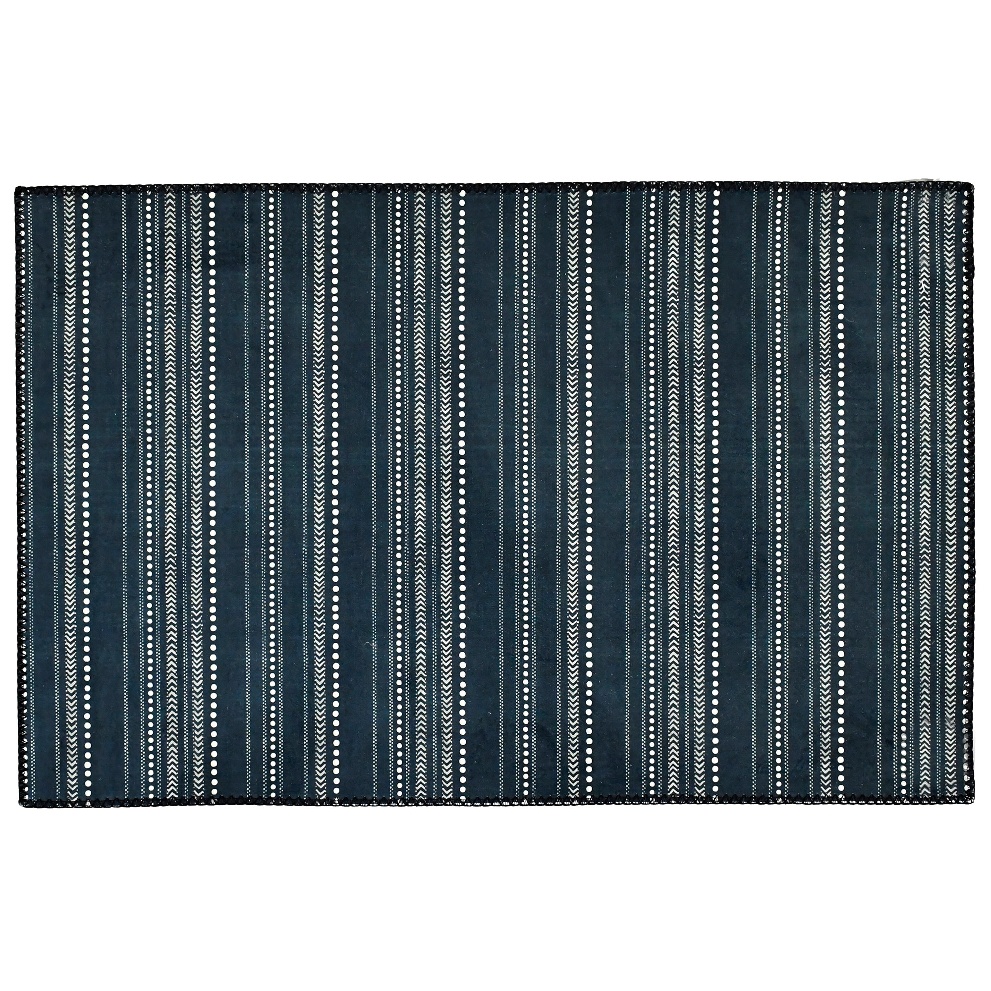 "Global Stripes  20"" x 30"" PR-JSM001B"