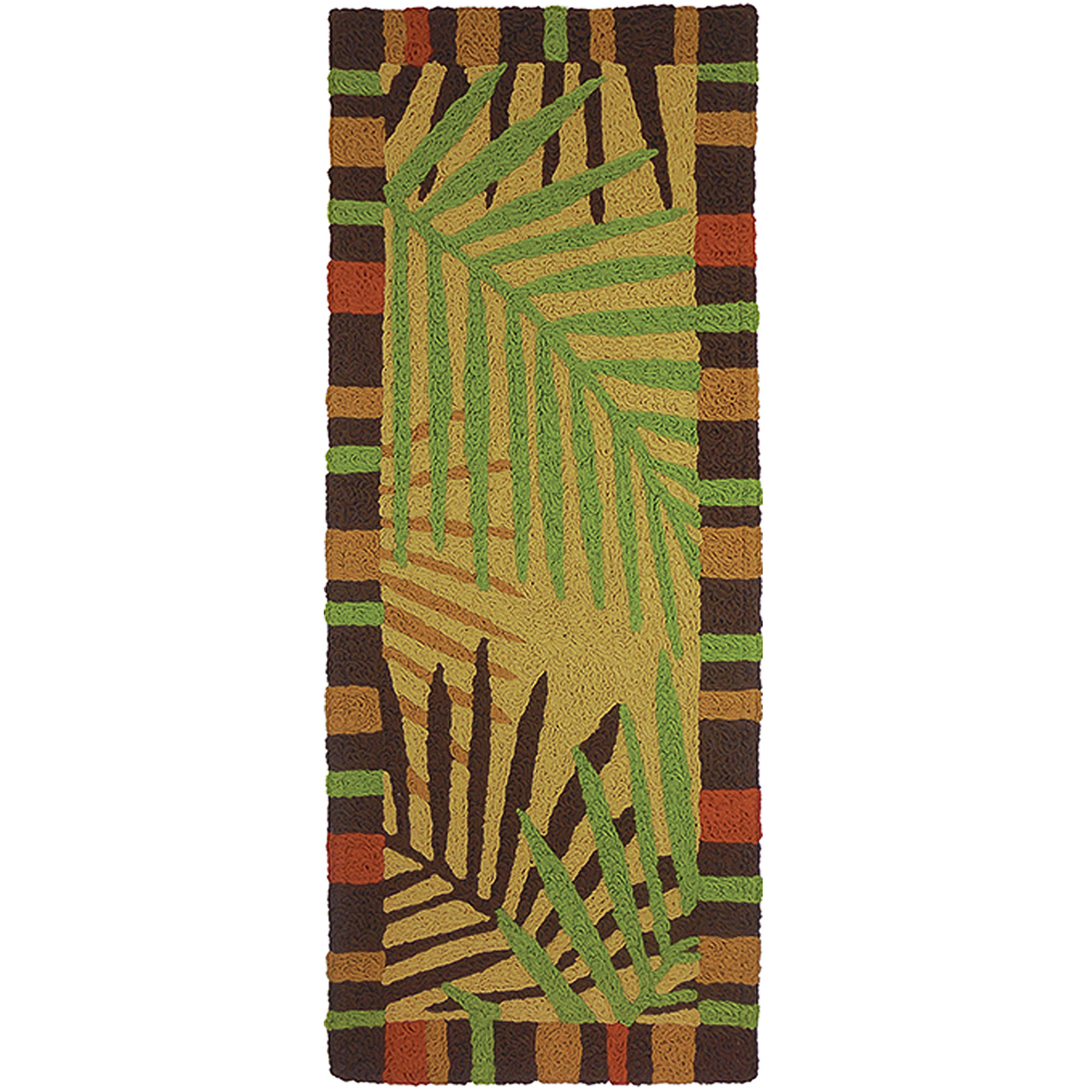 "Tropical Leaves   21"" x 54"" JIO-JCC001J"