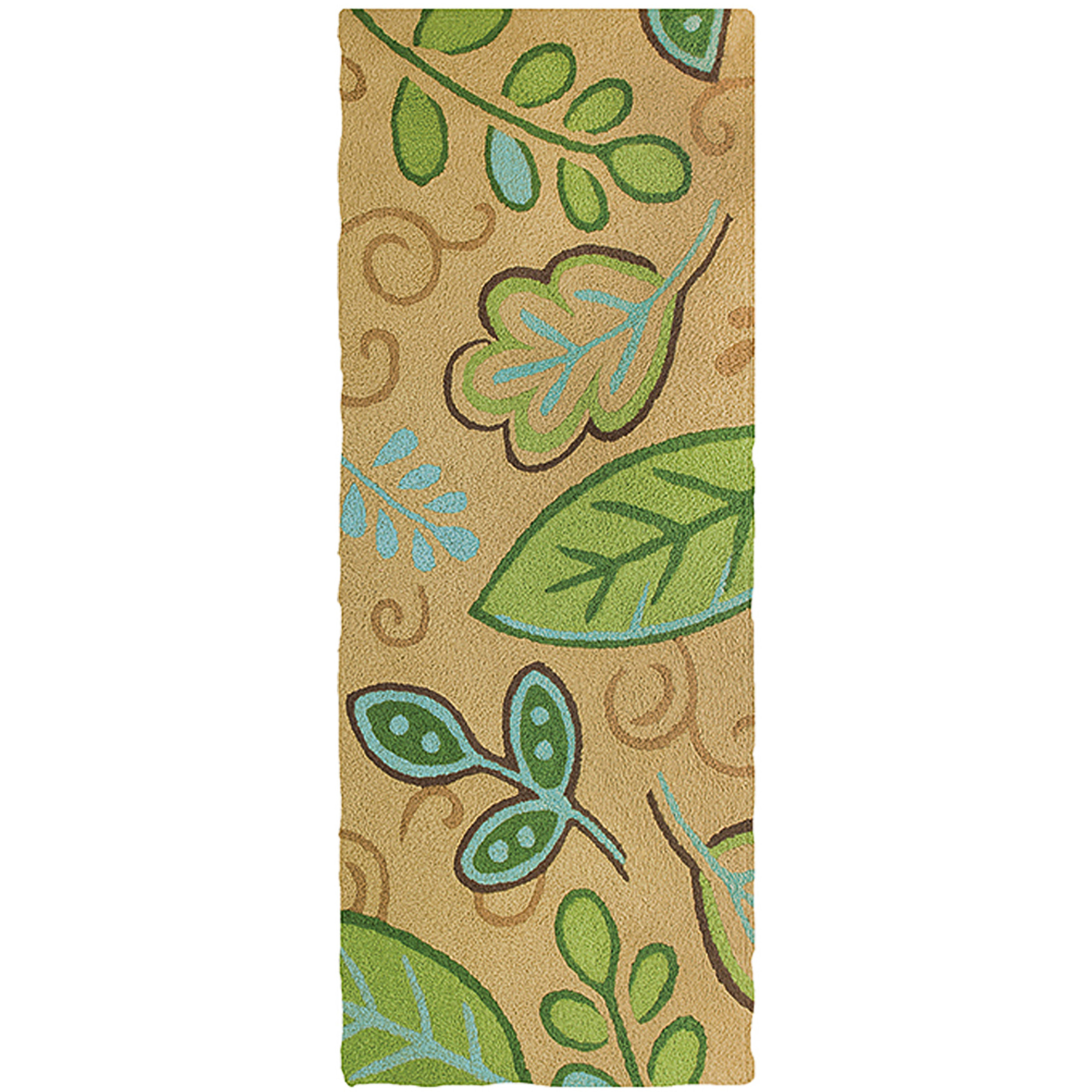 "Green Leaves  21"" x 54"" JIO-JSK001J"