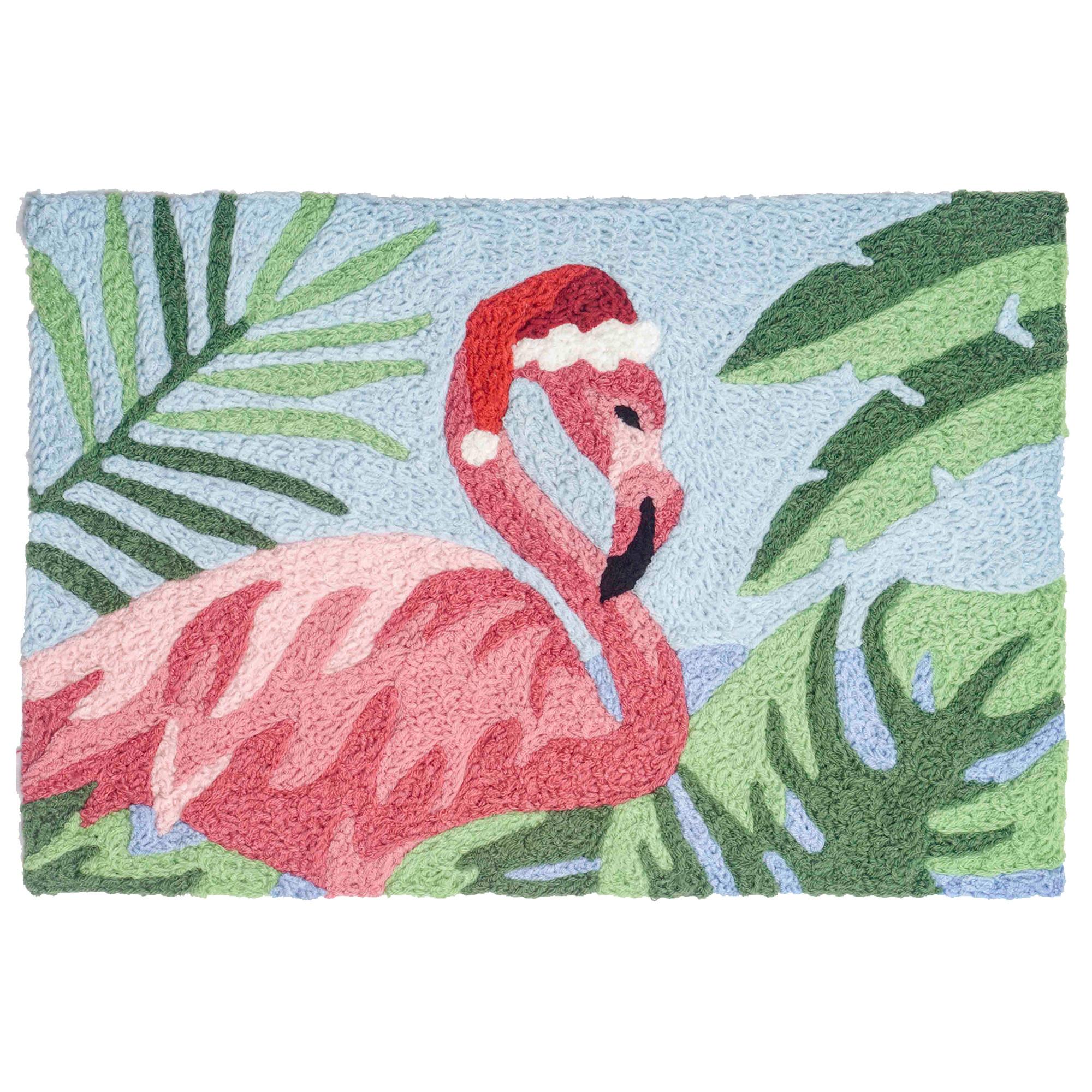 Festive Flamingo