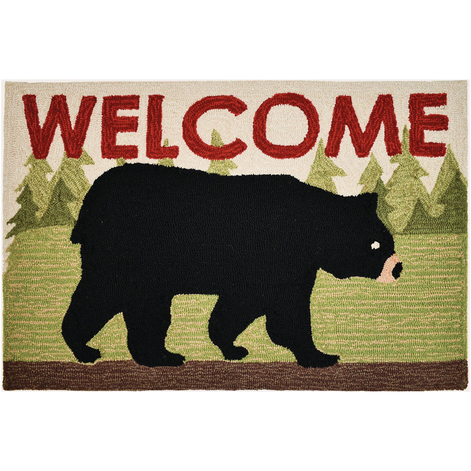 Black Bear Welcome
