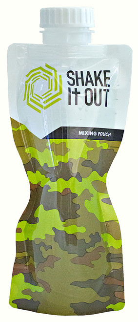 SHAKE It OUT ® - Camo Travel Shakers